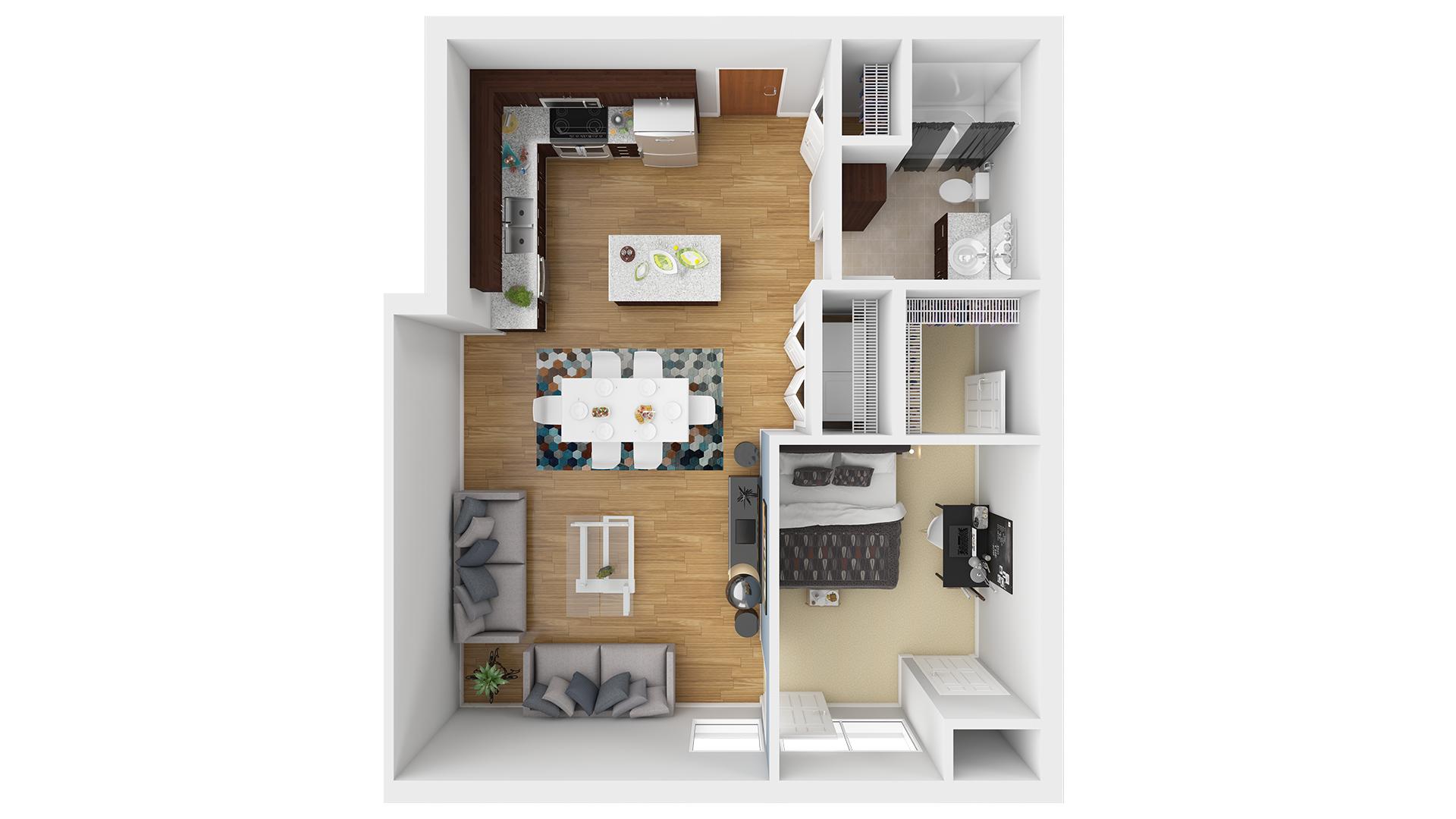 Sterling Floor Plan